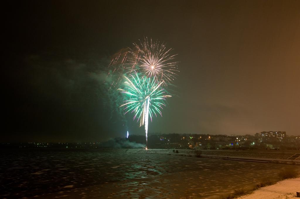 Новый 2012 год в Калуге