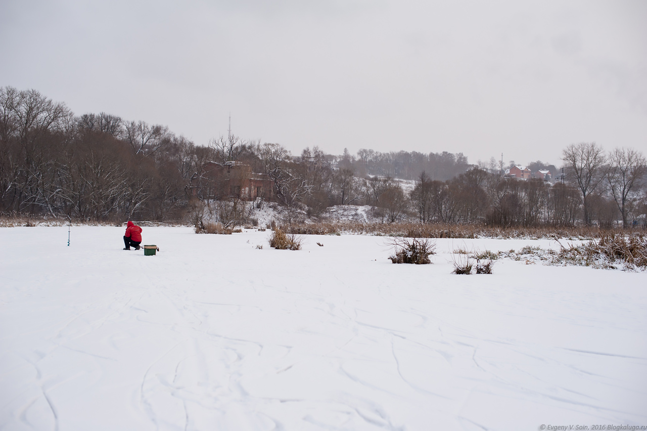 река Яченка