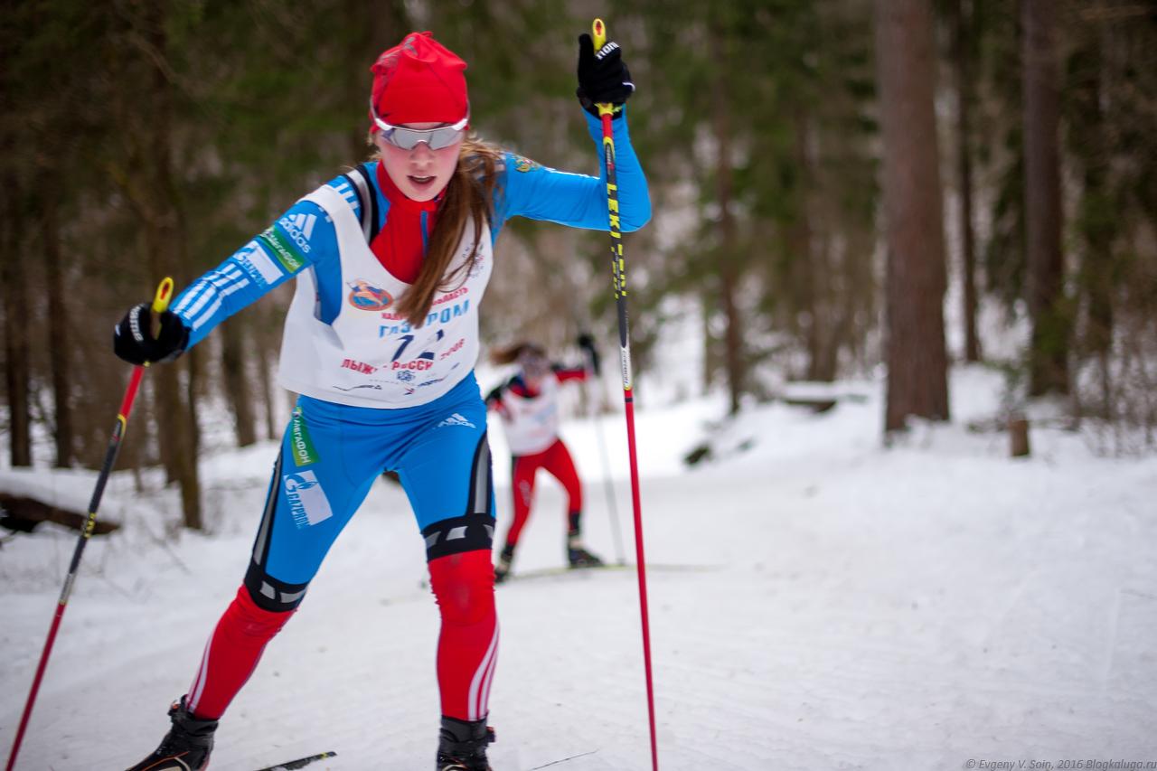 Кубок РЛЛС по лыжным гонкам 2016